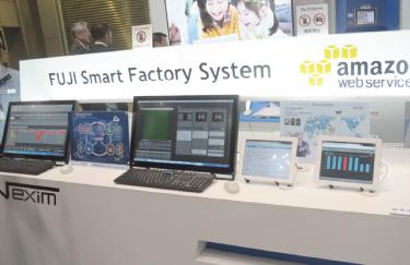 FUJI MACHINE MFG. CO., 강화된 FUJI Smart Factory 'Nexim' 솔루션 ...